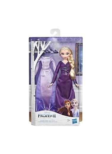 Hasbro Disney Frozen 2 Elsa Moda Seti Renkli